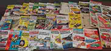 Science and Mechanics Magazines