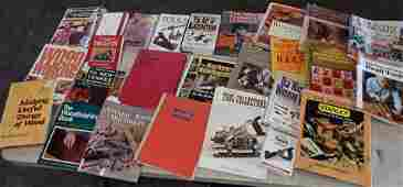 Antique Tools & Woodworking Books