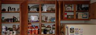 Contents of Kitchen Cabinets and Drawers