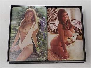 Vintage Adult Playing Cards
