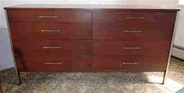 Calvin Paul McCobb 8 Drawer Dresser