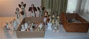 Angel Knick Knack Figurines & Misc
