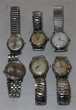 Timex Waltham Vintage Watches