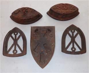 Sad Irons & Trivets