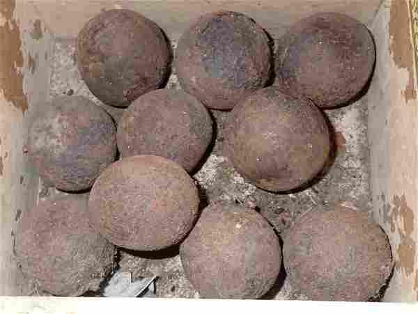 10 Cannon Balls