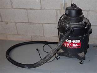 QSP 10 Gallon Wet / Dry Vac