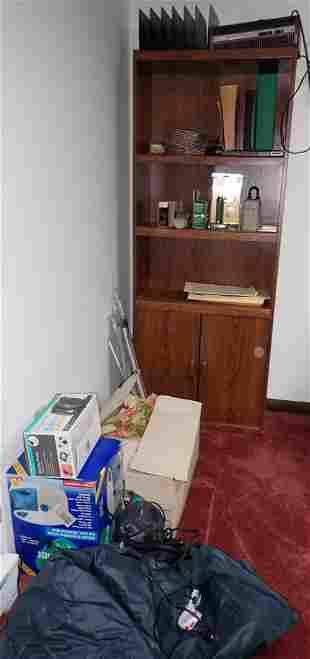 Book Shelf Air Mattress Pump Mini Torch
