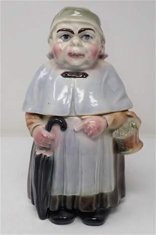 Old Lady Cookie Jar