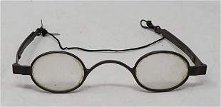 Curtiss and Stiles Antique Eyeglasses