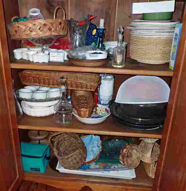 Contents of Jelly Cupboard