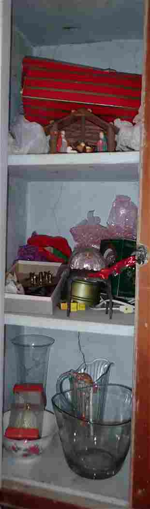 Contents of Chimney Cupboard