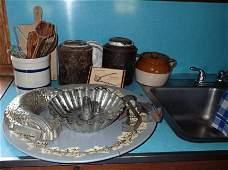 Bean Pot Cookie Cutters Molds & Misc