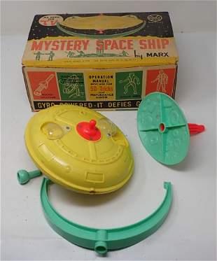 Marx Mystery Space Ship