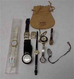 Antique & Vintage Watches Hamilton Misc