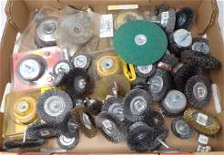 Wire Wheels Brushes