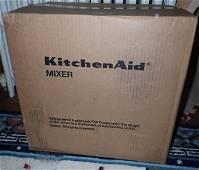 Majestic Yellow KitchenAid Mixer