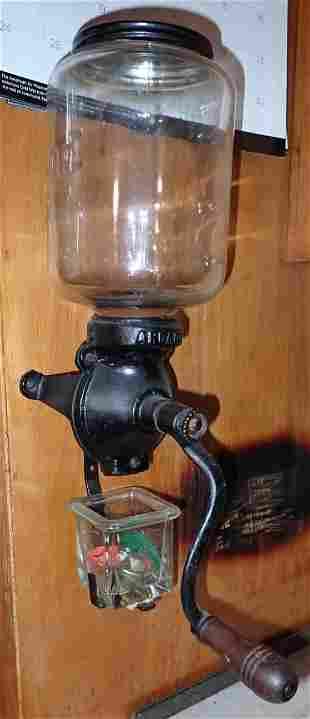 Arcade Coffee Grinder