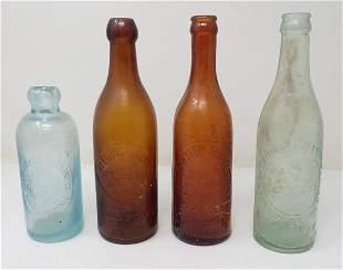 Staten Island NY & NJ Bottles