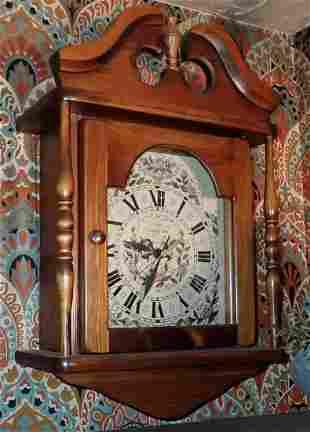 Country Decorator Clock
