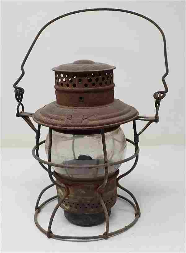 Adams & Westlake LVRR Railroad Lantern