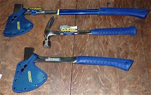 Estwing Axes and Hammer