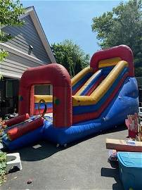 Inflatable Bounce Houses Slide & Misc