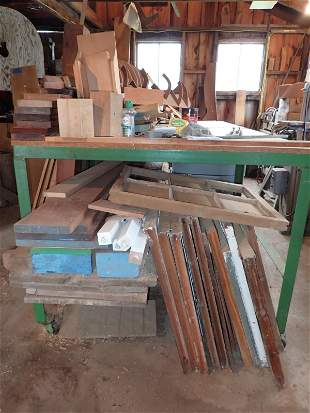 Misc Lumber Incl Scrap