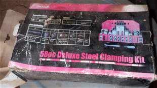 MHC Deluxe Steel Clamping Kit