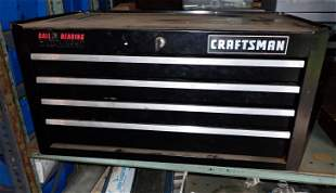 Craftsman Toolbox with Screwdrivers