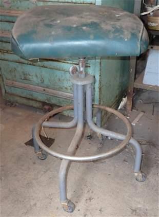 Vintage Shop Stool