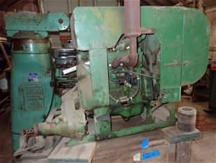 John Deere 2 Cylinder Engine