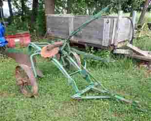 John Deere 614 Pull Behind Single Bottom Plow