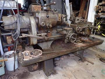 Warner & Swasey No 3 M-1200 Turret Lathe
