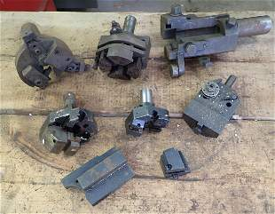 Lathe Tool Holders / Chucks