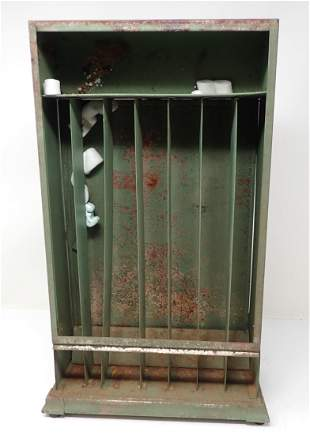 Store Display Parts Cabinet