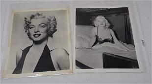Marilyn Monroe & Car Photos