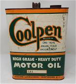 Coolpen Motor Oil Frenchtown NJ Can