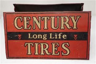 Century Tires Store Display