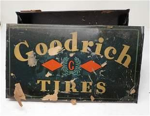 Goodrich Tires Folding Store Display