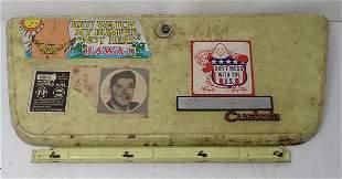 GMC Custom Truck Glove Box Door
