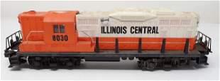 Lionel 027 Illinois Central Diesel Switcher 8030
