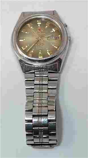 Orient Calendar Watch