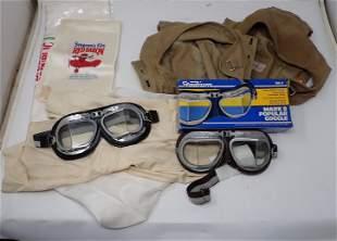 Stadium Aviation Goggles David Clark Hats
