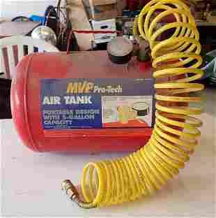 MVP 5 Gallon Portable Air Tank