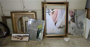 Mirrors Prints Picture Frames
