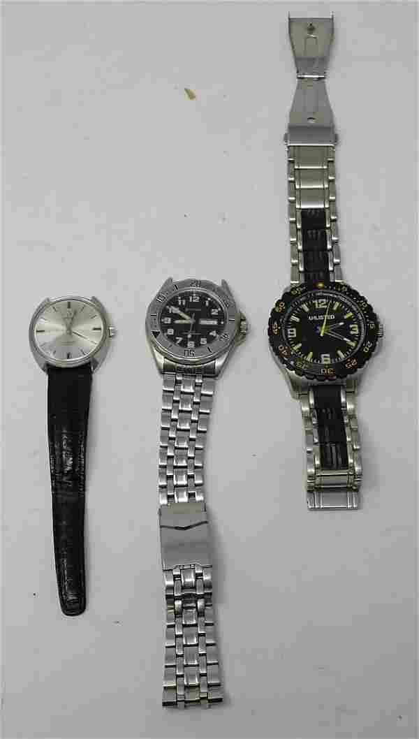 Omega Seamaster Cosmic & Misc Watches