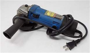 """Drill Master 4 1/2"""" Angle Grinder"""