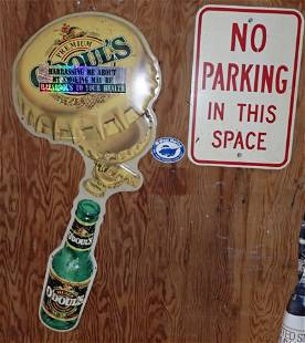 No Parking & Odouls Signs