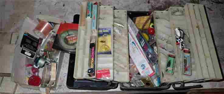 Old Pal Tackle Box Vintage Rapala Lures