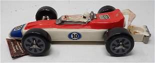 1970 Ezra Brooks Race Car Decanter